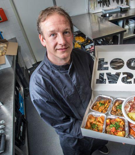 Chef-kok Rob Toet doet zichzelf cadeau: 'Hij is zo'n gedreven gast die op z'n veertiende al eten stond te maken in een restaurant'