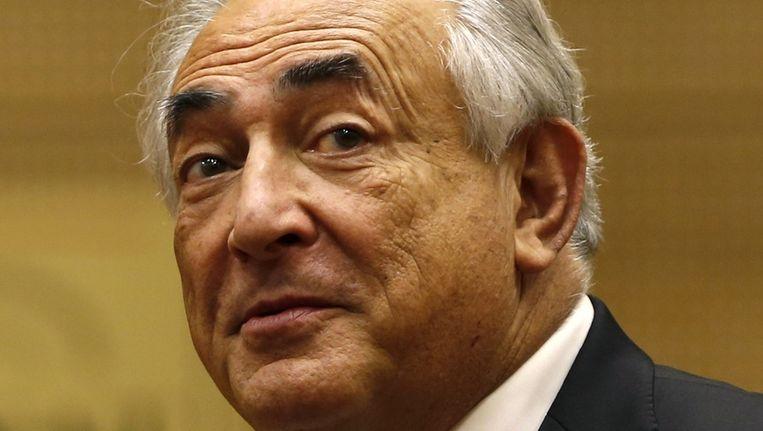 Dominique Strauss-Kahn. Beeld reuters