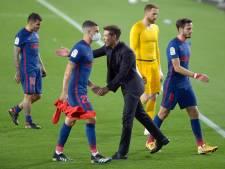 Atlético Madrid neemt koppositie weer over, maar laat wel punten liggen bij Real Betis