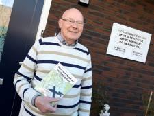 Wim Bosman (1937-2021) bleef overtuigd van de V1 op Wageningen