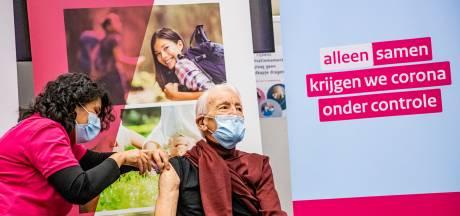 Nu het vaccineren is begonnen, stijgt de animo in Noord- en Oost-Gelderland voor een coronaprik