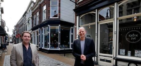 Hoe ziet het ideale stadshart van Gorinchem eruit? Dat bepalen ondernemers met een bordspel