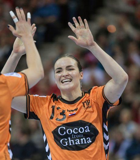 Uit handbalpensioen teruggekeerde Broch in voorselectie Oranje voor Spelen