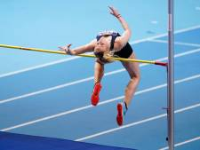 Apeldoornse Melissa pakt NK-brons bij het hoogspringen