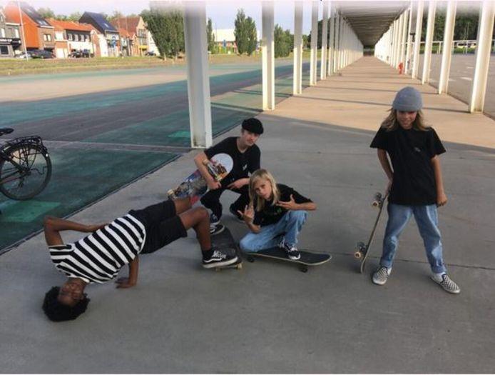 Wat hebben skaters en dansers gemeen?