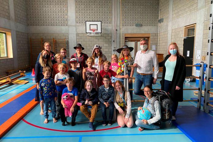 FantASStisch en gemeente Erpe-Mere zorgen er deze week voor dat 25 kinderen 'met een uitdaging' tijdens het aangepaste kamp een leuke tijd beleven en vriendjes maken.
