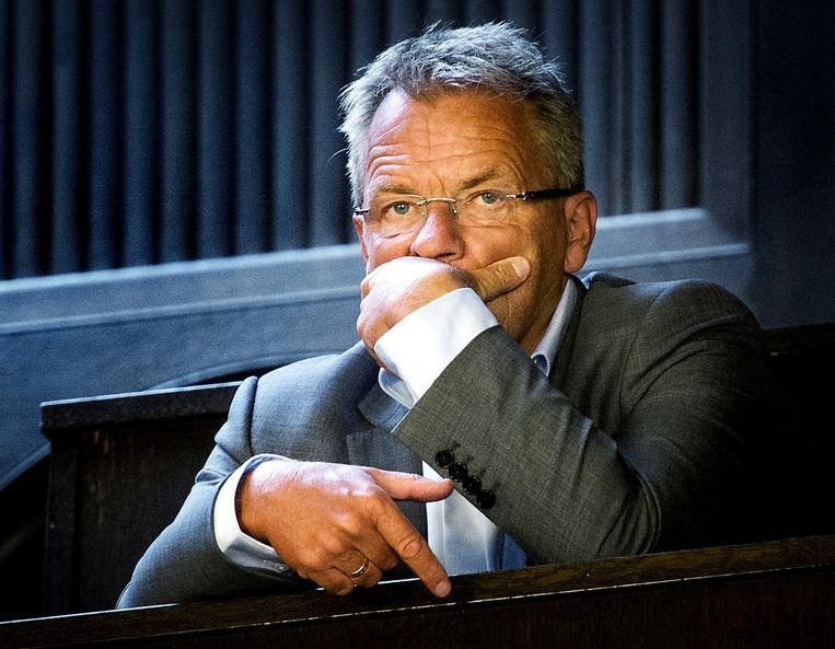 Directeur Eric Gudde van Feyenoord. Beeld anp