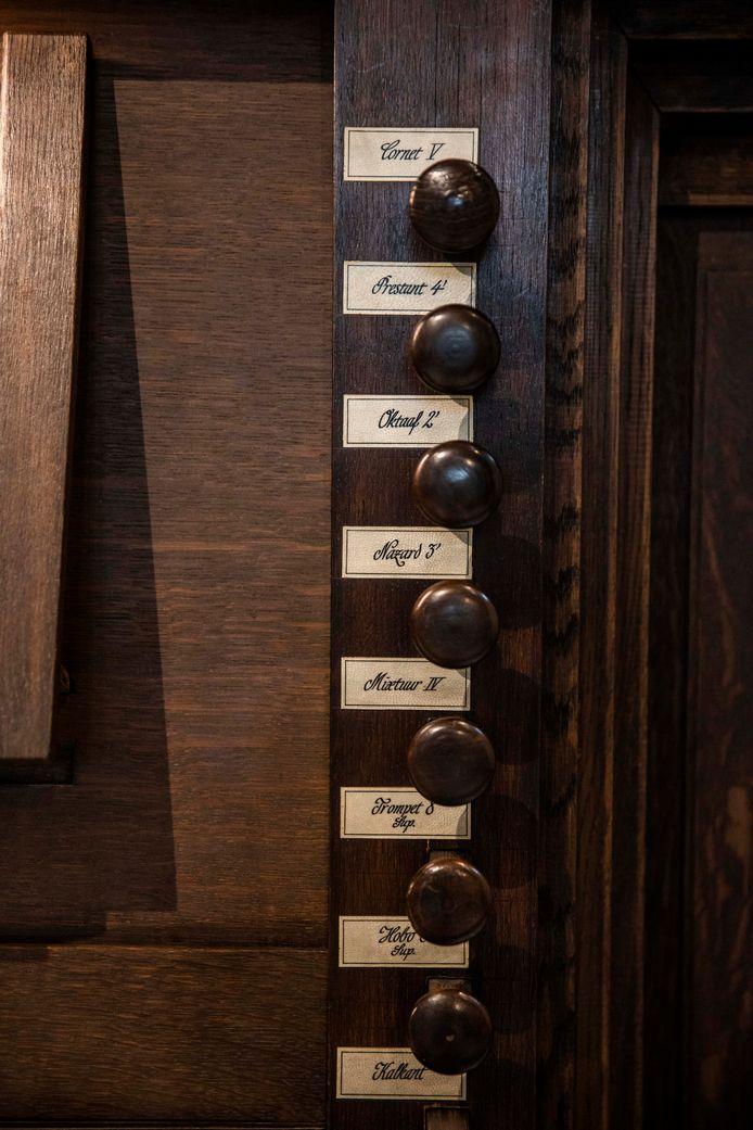 Restauratie Orgel in Paal.