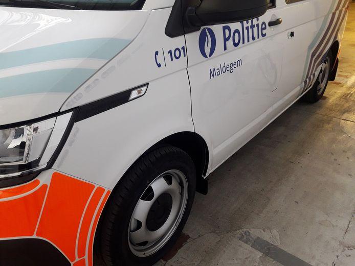 Twee jongen vrouwen van Servische afkomst zijn veroordeeld tot celstraffen met uitstel voor een inbraak die ze in december samen pleegden in de Koningin Fabiolalaan in Maldegem