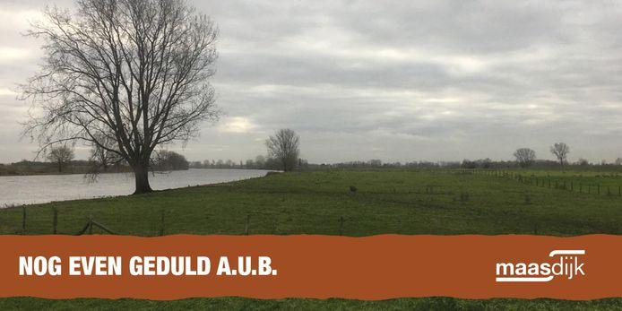 De Maasdijk Winterrun wordt twee maanden uitgesteld