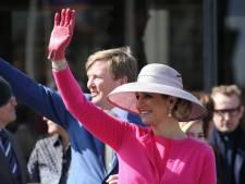 Koning en koningin bezoeken Meppel