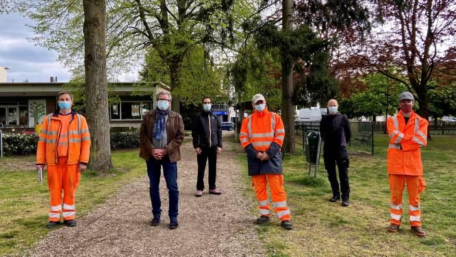 'Mooimakers' helpt Schoten in strijd tegen zwerfvuil en sluikstort: 500 vuilnisbakken in gemeente genummerd