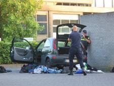 EOD verwijdert explosief uit auto bij tankstation: bewoners hun huis uit, man opgepakt