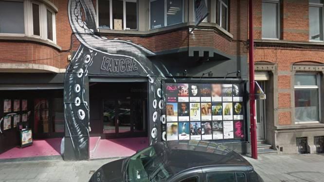 Chômage économique au théâtre de L'Ancre à Charleroi
