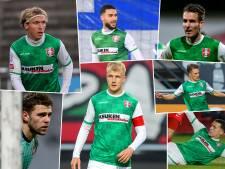 FC Dordrecht heeft nog zeven spelers over en de eerste oefenwedstrijd staat al gepland