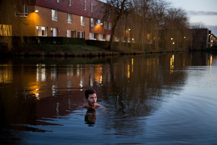 Michiel van Vugt: 'Ik denk vooraf nooit: zo, wat heb ik er zin in'. Beeld Arie Kievit