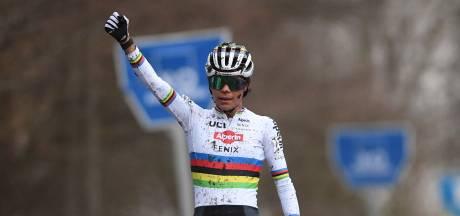 Alvarado soleert naar winst in Flandriencross, podium oranjegekleurd