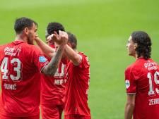 FC Twente sluit seizoen af met zege en eindigt als tiende