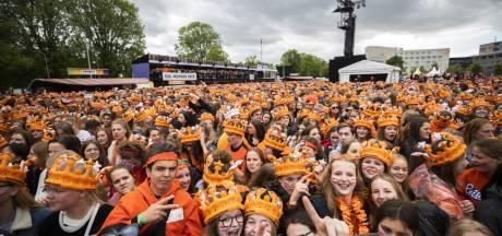Radiozender: 'Meer dan een miljoen (!) aanvragen voor ticket 538 Oranjedag in Breda'