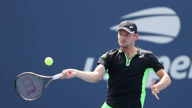Het gaat van kwaad naar erger met Goffin: Luikenaar moet meteen zijn koffers pakken op de US Open