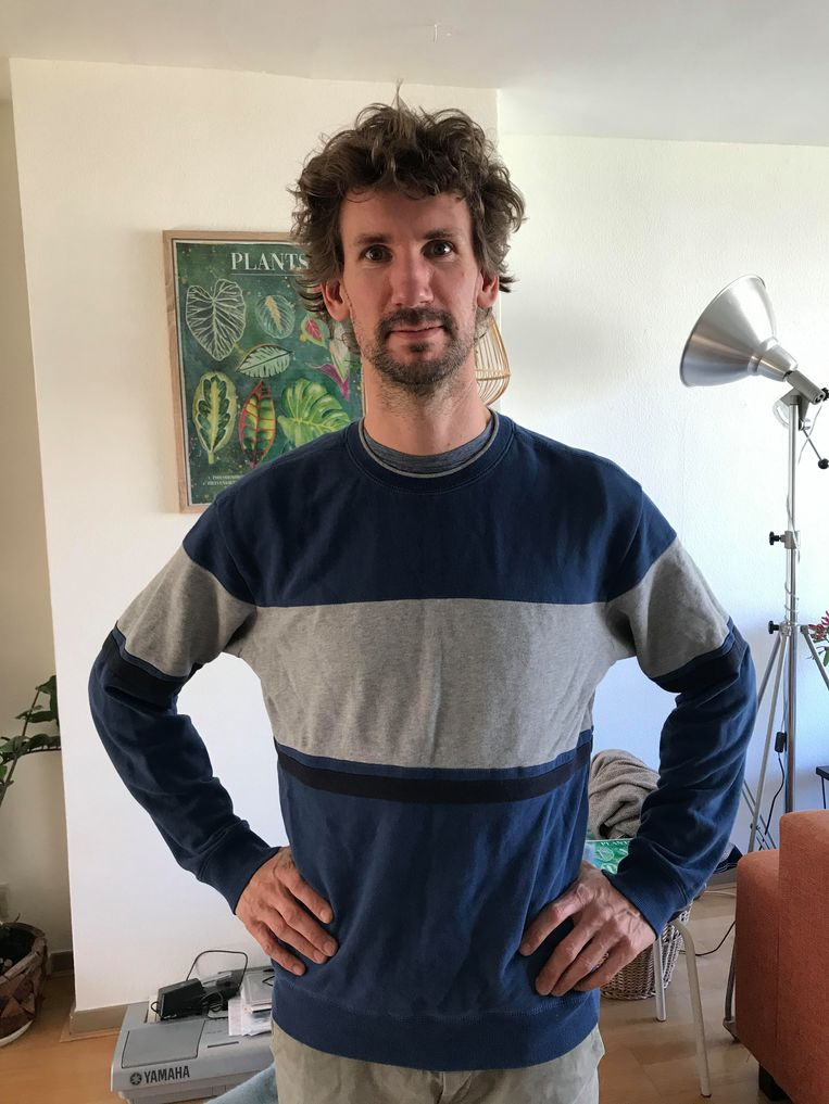 Che Eyzenbach (35). Beeld selfie