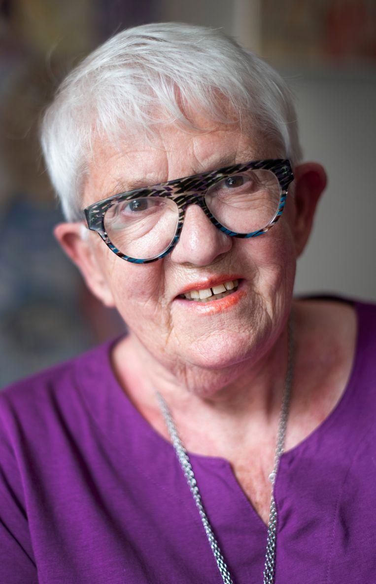 Yvonne Brill in 2019. Beeld Sake Elzinga