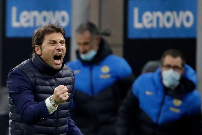 Antonio Conte beseft het belang van de driepunter.