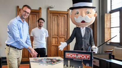 Dendermonde heeft voortaan eigen Monopoly: stadhuis is duurste vakje