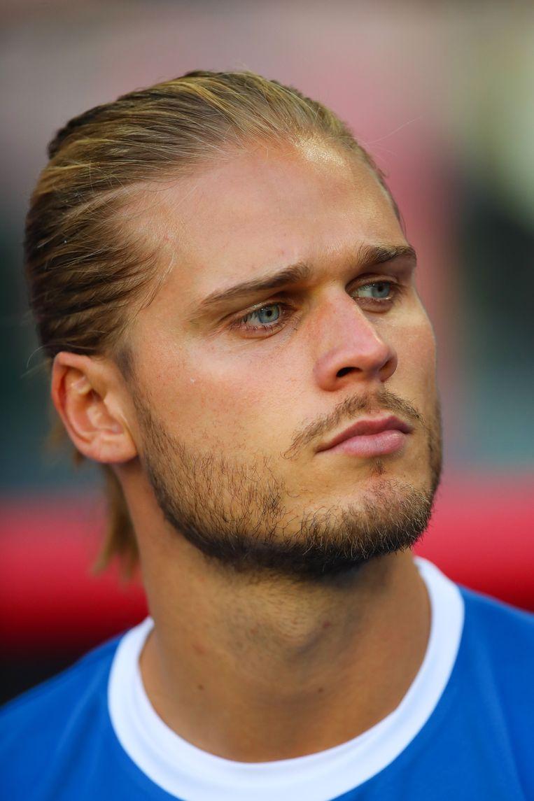 Hij kwam, zag, verloor voetbal maar won Instagram: Rúrik Gíslasons volgersaantal steeg in een wedstrijd van 30.000 naar een miljoen.  Beeld Getty Images