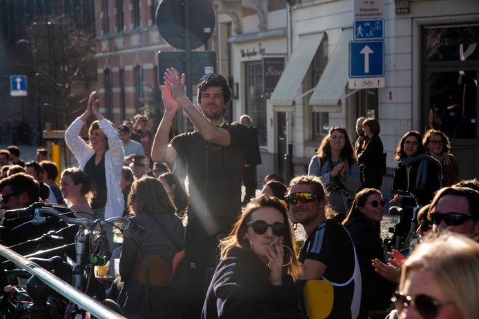 10.000 deelnemers voor Gentse klimaatmars : dat verdiend een applausje.