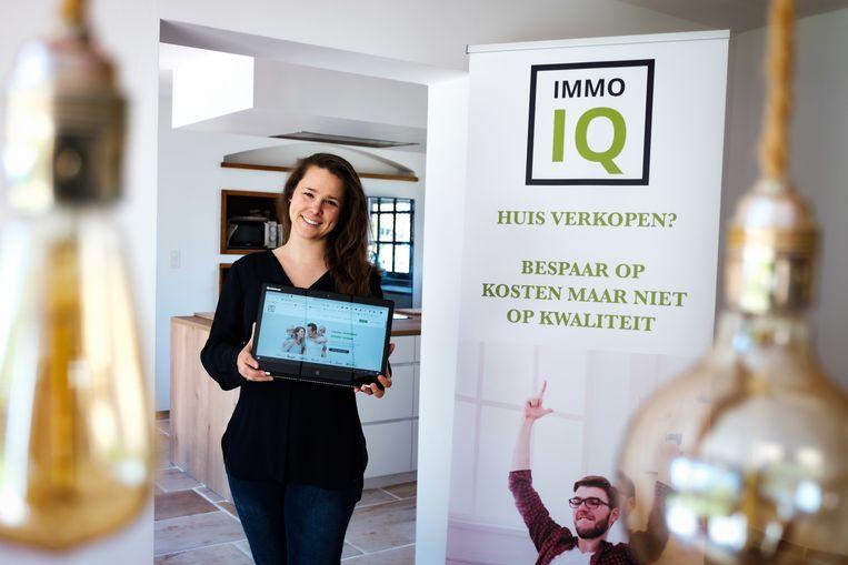 Maxime Verhoeven van Immo IQ.