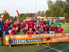 AZSV wint via shoot-outs de Achterhoek Cup
