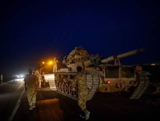 Turkije stuurt extra troepen naar Syrische grens