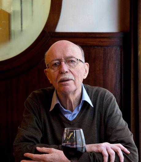 Utrechtse 'kermisprofessor' Gerrit Jansen (92) overleden: 'Gewoon een hele lieve man'