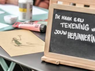 """Herstelcafé voor de ziel in Pand.A: """"Iedereen komt met afscheid nemen in aanraking, maar toch wordt het weggeduwd"""""""