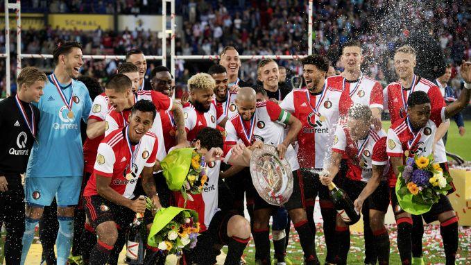 Feyenoord wint Nederlandse Super Cup