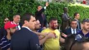 'Beveiliging' Erdogan op de vuist met betogers in Washington