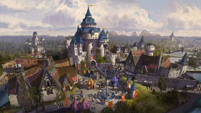 Concurrentie voor Disneyland: Londen krijgt een van de grootste pretparken ter wereld