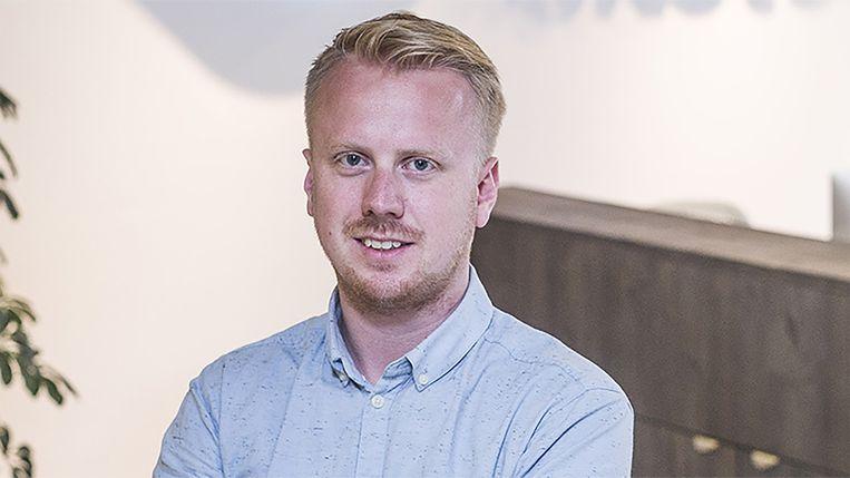 Hans Ober, medeoprichter van TicketSwap. Beeld