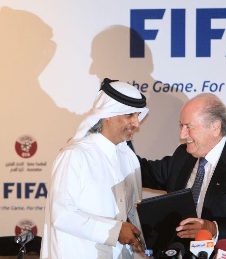 Qatar peinst er niet over af te zien van WK