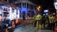 Geen kwaad opzet bij brand in appartementsgebouw met tattooshop