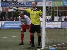 Trainer Hollander kiest voor keeperswissel bij Goes