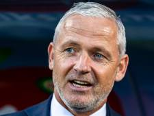 NEC-trainer Jack de Gier: 'We hebben het goed gedaan tegen Telstar'