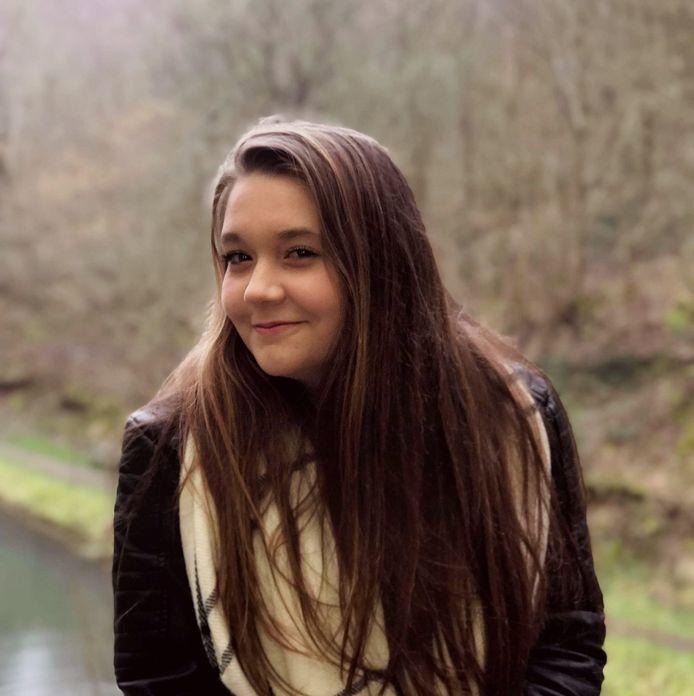 Lina Vandergucht, 18 ans