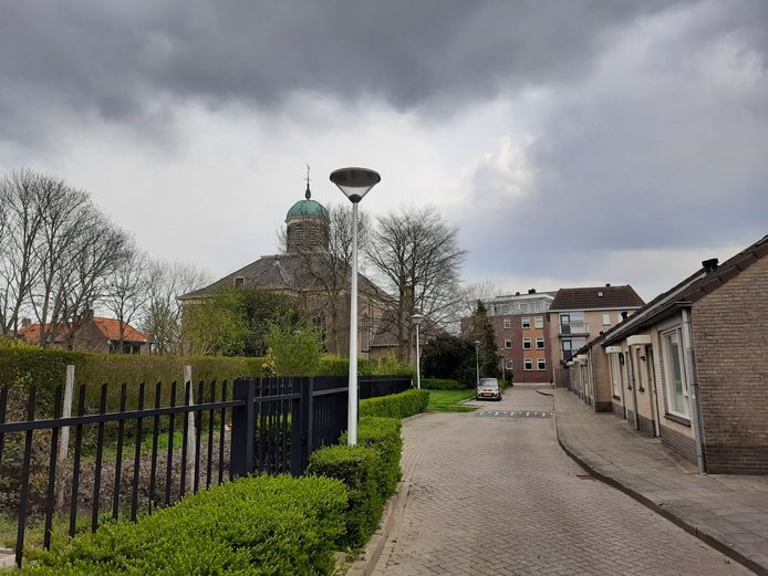 Alle straatverlichting in Steenbergen is duurzaam en branden op led-lampen.