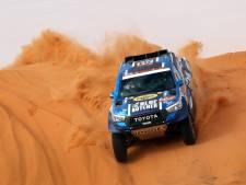 Gifbeker Van Loon lijkt eindelijk leeg in Dakar Rally: 'We hebben eigenlijk geen gedoe gehad'
