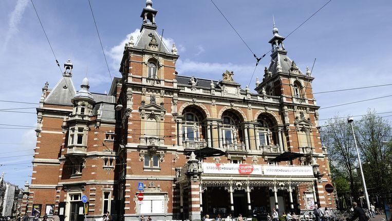 Het lijsttrekkersdebat is zondag om 16.30 uur in de Stadsschouwburg. Beeld anp