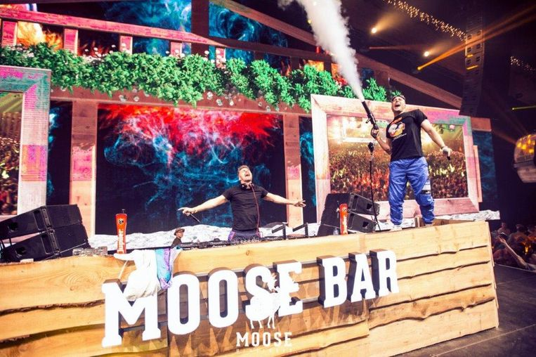 De Moose Bar komt terug naar het Douaneplein vanaf 22 november.