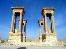 Honderden doden bij gevechten ruïnestad Palmyra