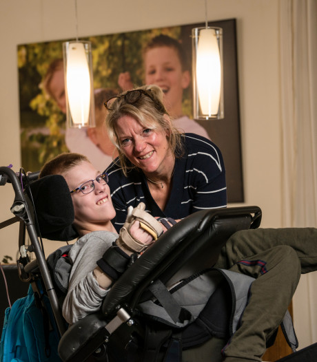 Gerben uit Goor heeft ongeneeslijke stofwisselingsziekte: 'Hij levert een verloren strijd'
